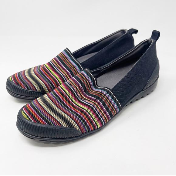 Cougar Canvas Sparkle Multicolor Slip-on Sneaker